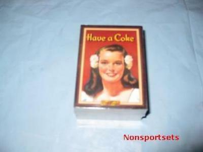 Coca Cola Coke Series 3 Trading Card Set