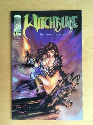 Witchblade 1 1st First Issue NM 1995 Turner