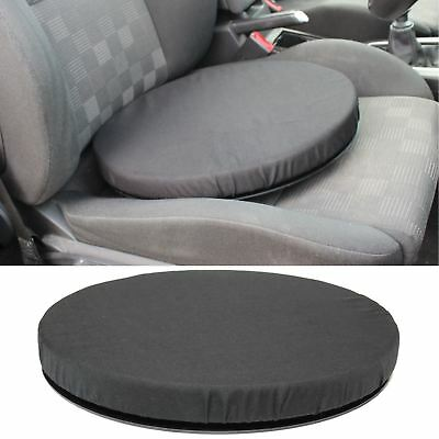 Rotating Car Swivel Seat Cushion Revolving Mobility Aid Easy In/out Office Home