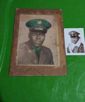 Military photos African American