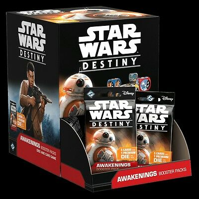 Star Wars Destiny - Awakenings  Booster Box (36 Packs) E