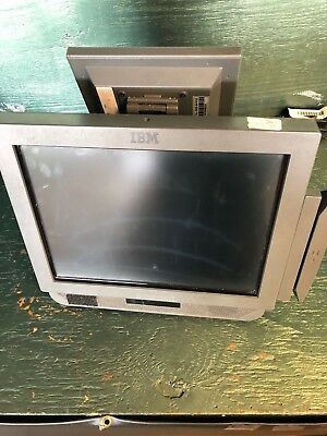 """Ibm Anyplace 15"""" Touchscreen Kiosk 2.0Ghz/ 2Gb Ram/ 500Gb Hd 8"""" Color  Display"""