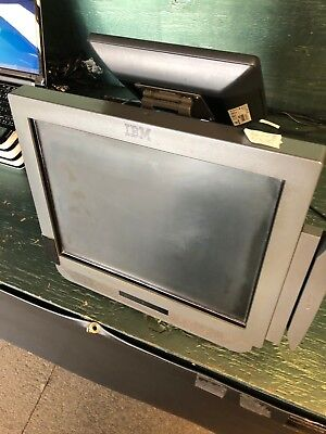 """Ibm Anyplace 15"""" Touchscreen Kiosk 2.0Ghz/ 2Gb Ram/ 250Gb Hd 8"""" Color  Display"""
