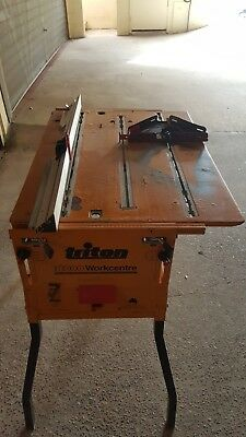 Triton Workcentre System Series 2000 Saw Table