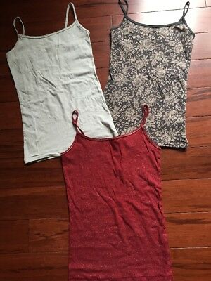 Aeropostale Favorite Cami Lot - Size XS Women's - PERFECT!