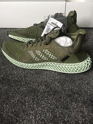 the latest 99af8 2e7eb Adidas Consortium Runner 4D x Footpatrol UK Size 9.5 (US Size 10)