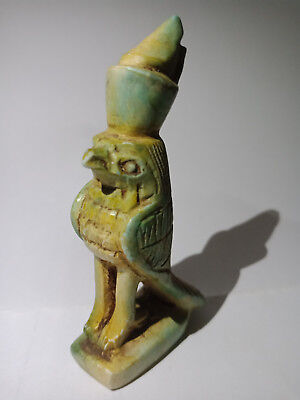 Horus egyptian god statue Ancient Egyptian Antiques