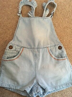 Girls Dungarees Age  1.5 - 2 From Next
