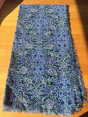 Liberty Of London Fine Wool Square Scarf