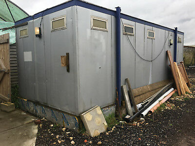 24' x 10' Toilet Block Cabin. Mens, Womens, and Disabled