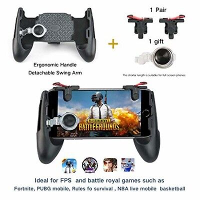 Mobile Game Controller,Game Pad Sensitive Shoot and Aim Keys Joysticks Game Cont