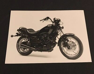 Yamaha XV1000 SE Midnight Special Motorcycle Photo From Mick Walker Archive