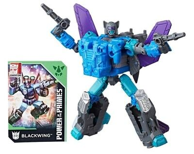 Hasbro Transformers: Power of the Primes - Deluxe BLACKWING Now Instock!