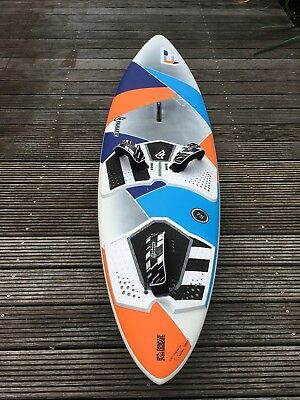 Fanatic Freewave 75 Surfboard Top Zustand