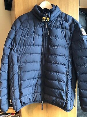 Mens ParaJumpers Down Jacket, Navy, Size XXL