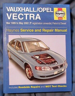 vauxhall opel vectra service and repair manual march 1999 to may rh picclick co uk Vauxhall Vivaro Vauxhall VXR8