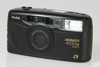 Kodak Advantix 4100 IX Zoom APS Kamera #5494858
