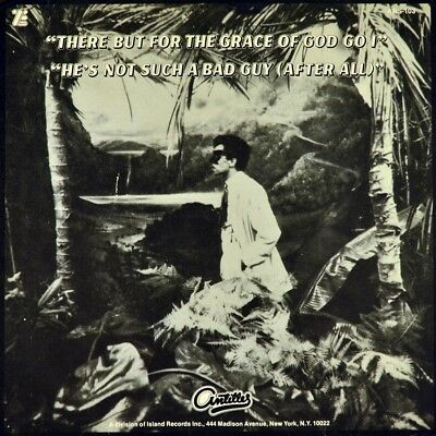 """7"""" KID CREOLE & COCONUTS There But For The Grace Of God Go I ANTILLES Latin 1980"""