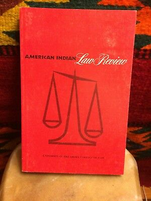 Book: American Indian Law Review Vol.xvi No. 2 1991 University Of Oklahoma