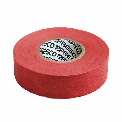 Presco Biodegradable Roll Flagging Tape: 1 in. x 100 ft. (Red)