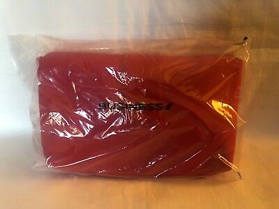 NEW Air France Business Class Amenity Kit - Red -  FREE SHIP