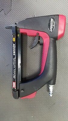 Senco Accuset A050BS Pneumatic Staple Gun Air stapler