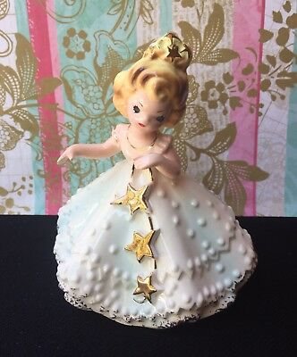 "Vintage Josef Originals ""december"" Birthday Dolls Series"