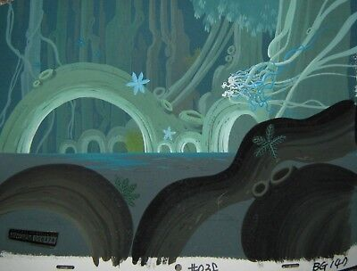 Original Production background - Samurai Jack (Cartoon Net)