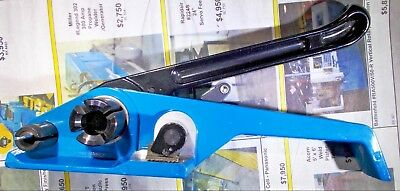 New Uline H-540 Industrial Poly Strapping Tool Tensioner Ratchet