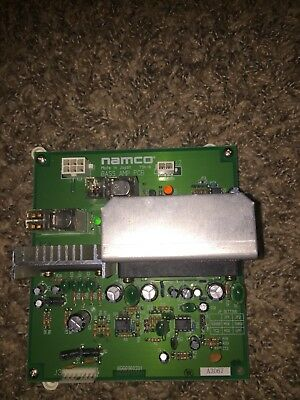 NAMCO V221 BASS AMP  PCB BOARD      used untested   ARCADE GAME PART Sf59