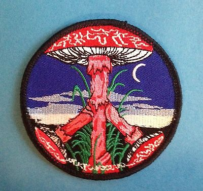 Grateful Dead Folk Rock Music Mushroom Hippie Peace Jacket Hat Backpack Patch LL