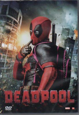 Deadpool DVD marvel