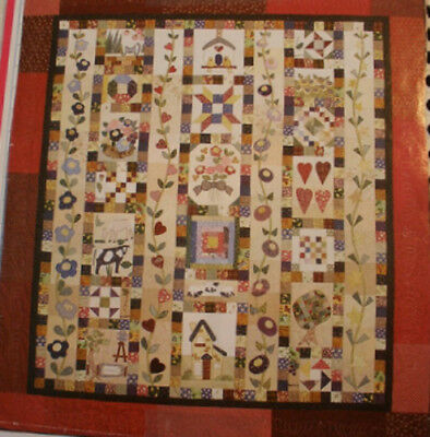 Nannas Farm -  quilt pattern by Therese Hylton
