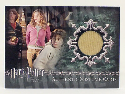 Harry Potter Goblet Fire Hermione's Trousers Costume Card HP C8 #224/300