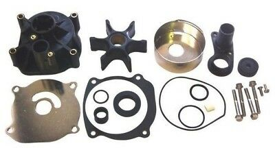 Evinrude Johnson Aftermarket Water Pump Kit V4 / V6 / V8 1979-thru-2018 434421