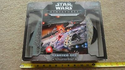 Star Wars Miniatures, Starship Battles board game. Executor! New!