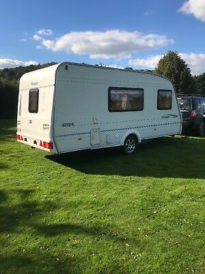 4 berth Bailey ranger caravan