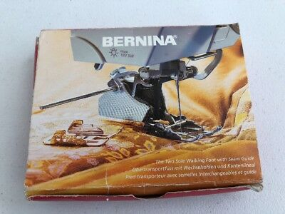 Bernina Stitch-in-DitchTree Sole Walking Foot Old Style