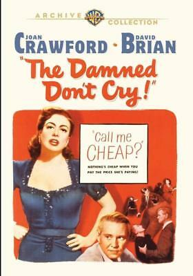 The Damned Don't Cry DVD Joan Crawford Film Noir