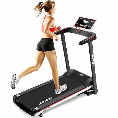 2.25HP Folding Electric Treadmill Motorized Power Running Exercise Machine Fit