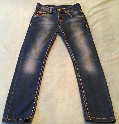 True Religion,classic Fading,big T,skinny Jeans/trousers/jeggings Unisex Age 6
