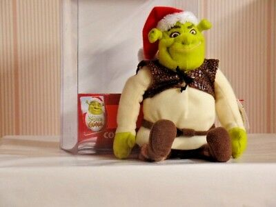 Ty Beanie Babies SHREK the Halls 2008 Dream Works  MINT with TAG Rare