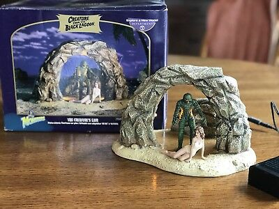 "Dept 56 Monster Series ""The Creature's Lair"""