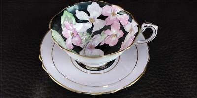 Vintage Paragon Fine Bone China Tea Cup And Saucer A1594