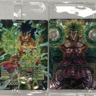 1 x Broly Legend's Dawning P-068 SEALED Movie Promo Dragon Ball Super Card Game