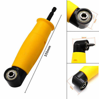 Mini 90 Degree Extension Screwdriver Drill Right Angle Drill Attachment