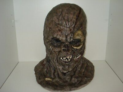 Jason Vorhees silicone Mask Friday the thirteenth 13th silicone mask New blood 7