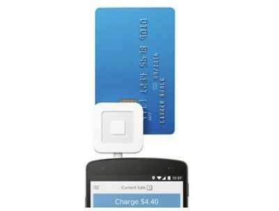 Square Chip Card Reader Payment Solution Smartphones/tablets