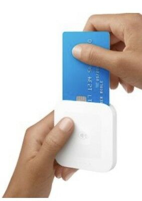 Square Paywave And Chip Card Reader