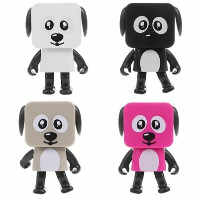Cute Portable Smart Dancing Robot Music Dog Wireless Bluetooth Speaker for Kids